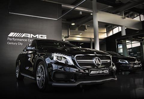 AMG Performance Centre Century City