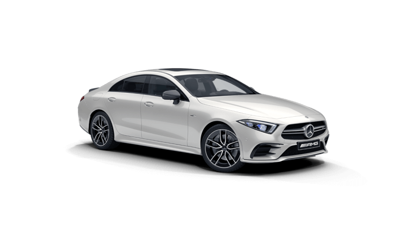 Mercedes-AMG CLS 53 Coupe
